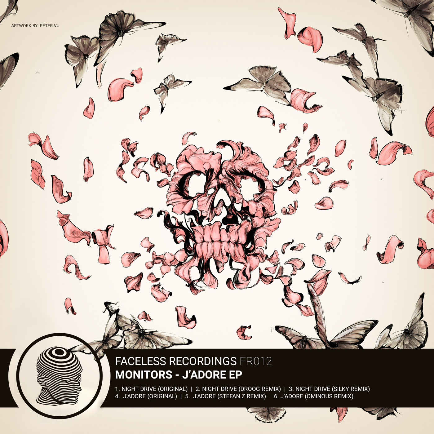 Monitors – Night Drive (Droog Remix)(Faceless Recordings)