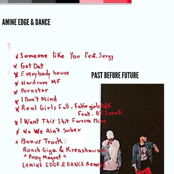 Amine Edge Dance