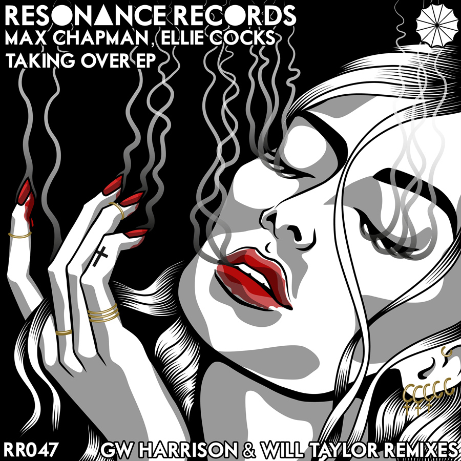 Max Chapman & Ellie Cocks – Bounce (Resonance Records)