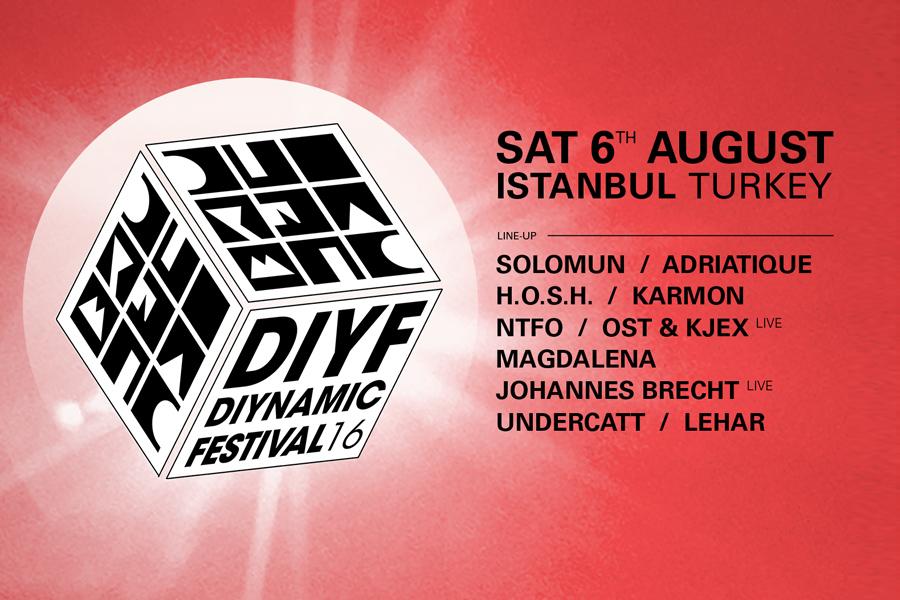 Diynamic Brings Its Festival Fun To Instanbul (Video)