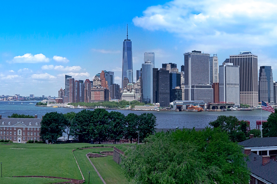 Second Summer Installment of ADID hits NY Governor's Island
