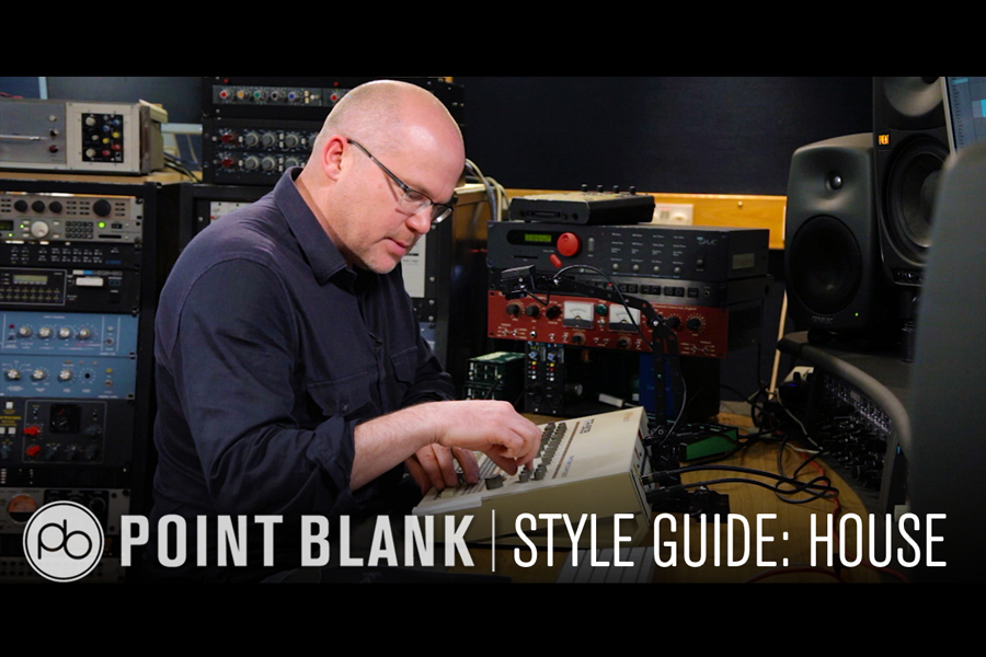 Style Guide: House Pt. 1 – A History Of House Music & The Roland TR-909