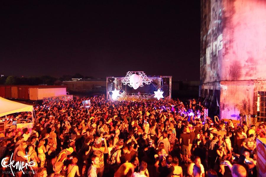 Elements Festival Brings Music & Art To Brooklyn