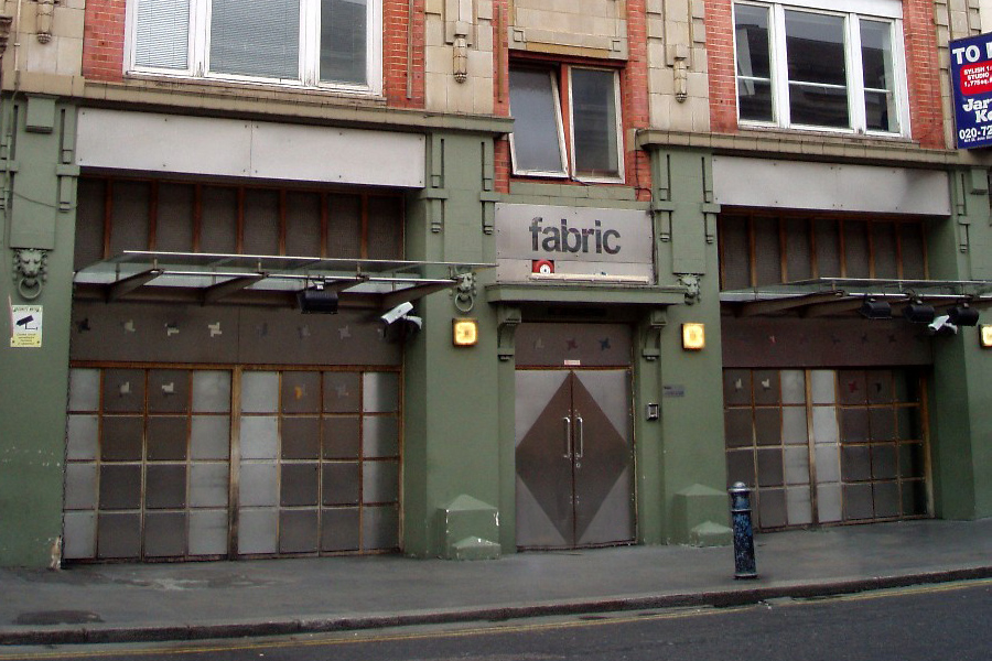 Fabric To Reopen On January