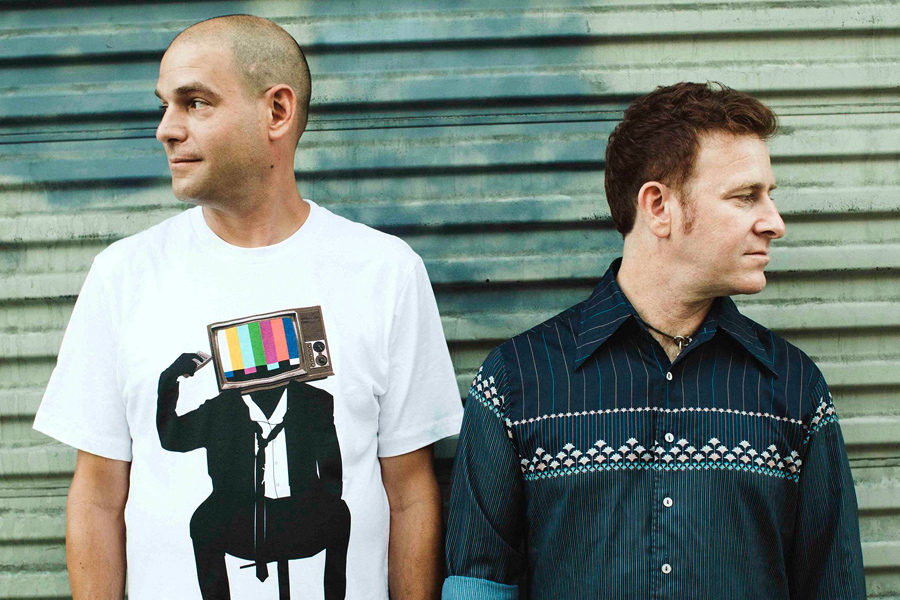 """Gabriel & Dresden: All Aboard the """"Classics Only"""" Journey"""
