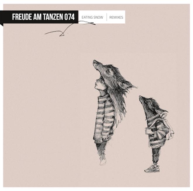 Eating Snow – Gravel And Trees (Einmusik Remix)(Freude Am Tanzen)