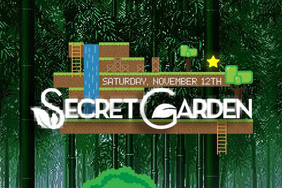Secret Garden Returns With 8-bit Edition