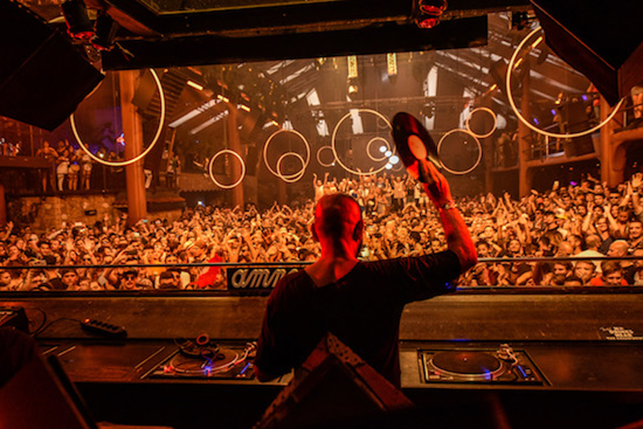 Sven Vath end of summer tour + 17th Cocoon season compilation