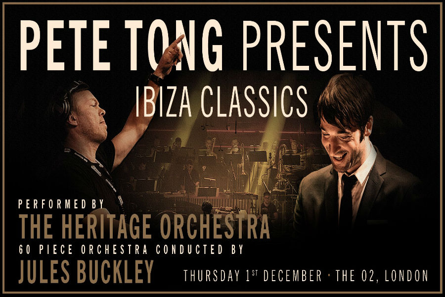 """Watch """"Pete Tong And The Heritage Orchestra Presents: Ibiza Classics"""" Show"""