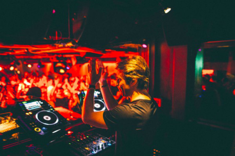 D'julz Celebrates 20 Years Of Bass Culture
