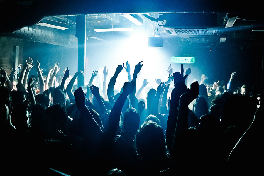 Manchester's Sankeys Club Has Closed