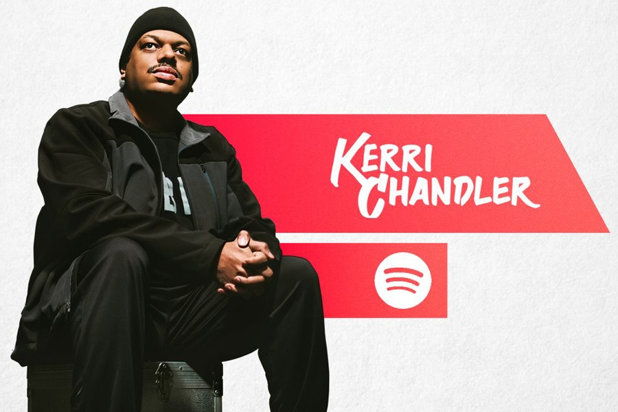 Kerri Chandler Uploads Spotify Playlist Which Includes A Large Group Of Tracks From His Back Catalogue (Audio)