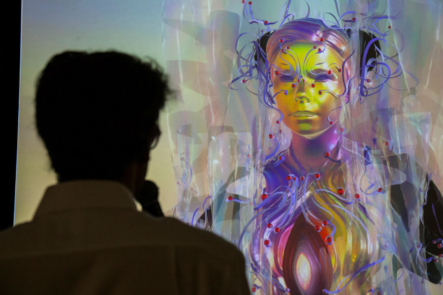 'Björk Digital' Expo Lands In Mexico (Video)
