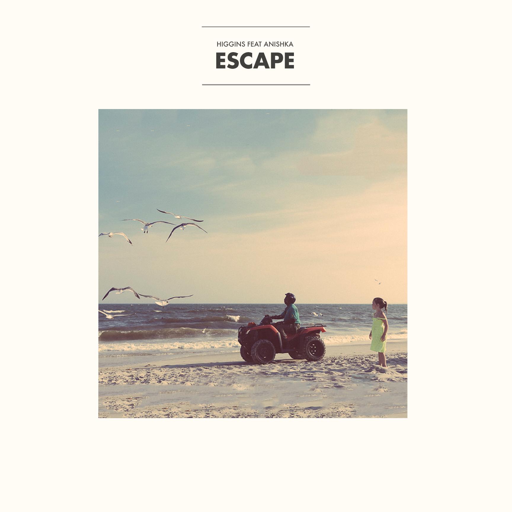 Higgins – Escape Feat Anishka (Teenage Mutants Remix)(Plant Music)