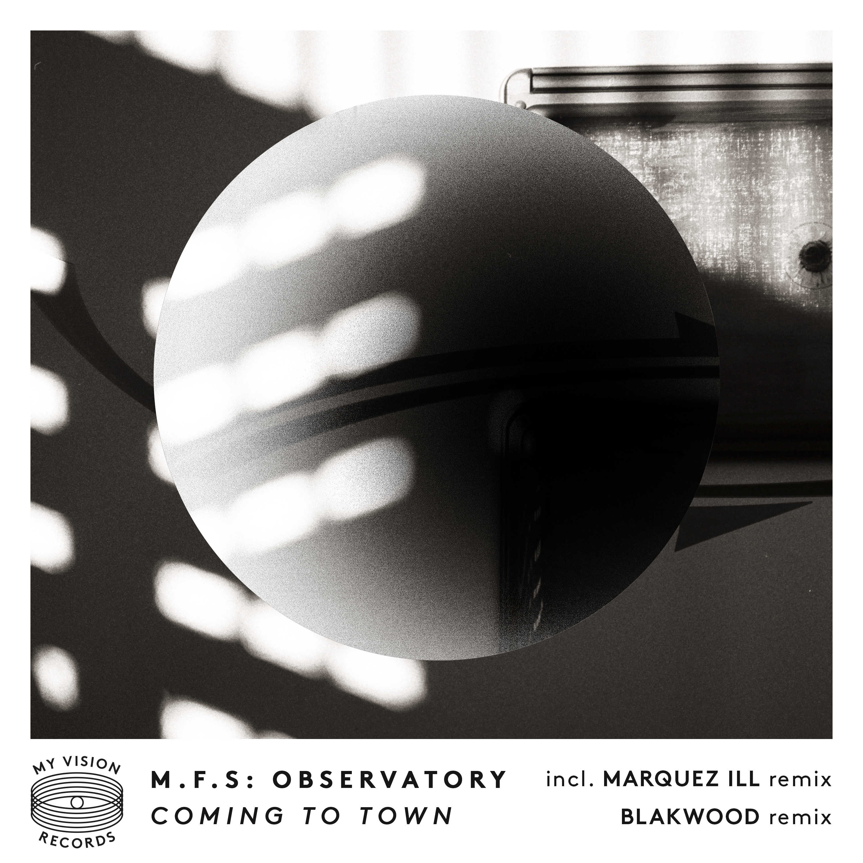 M.F.S Observatory – Coming To Town (My Vision Records)