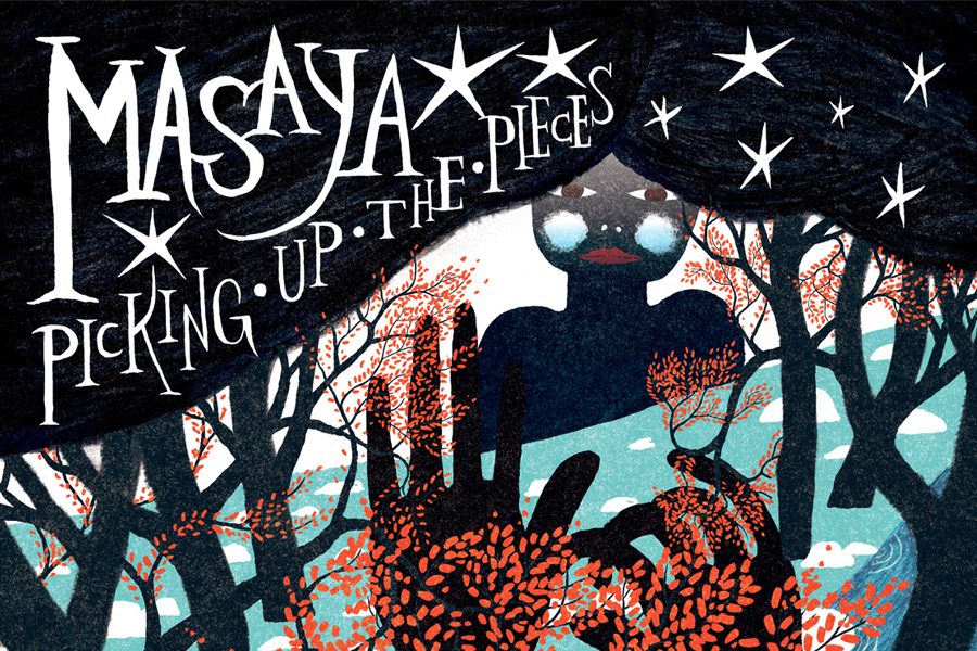 Masaya – Picking Up The Pieces (Chapter 24 Records)