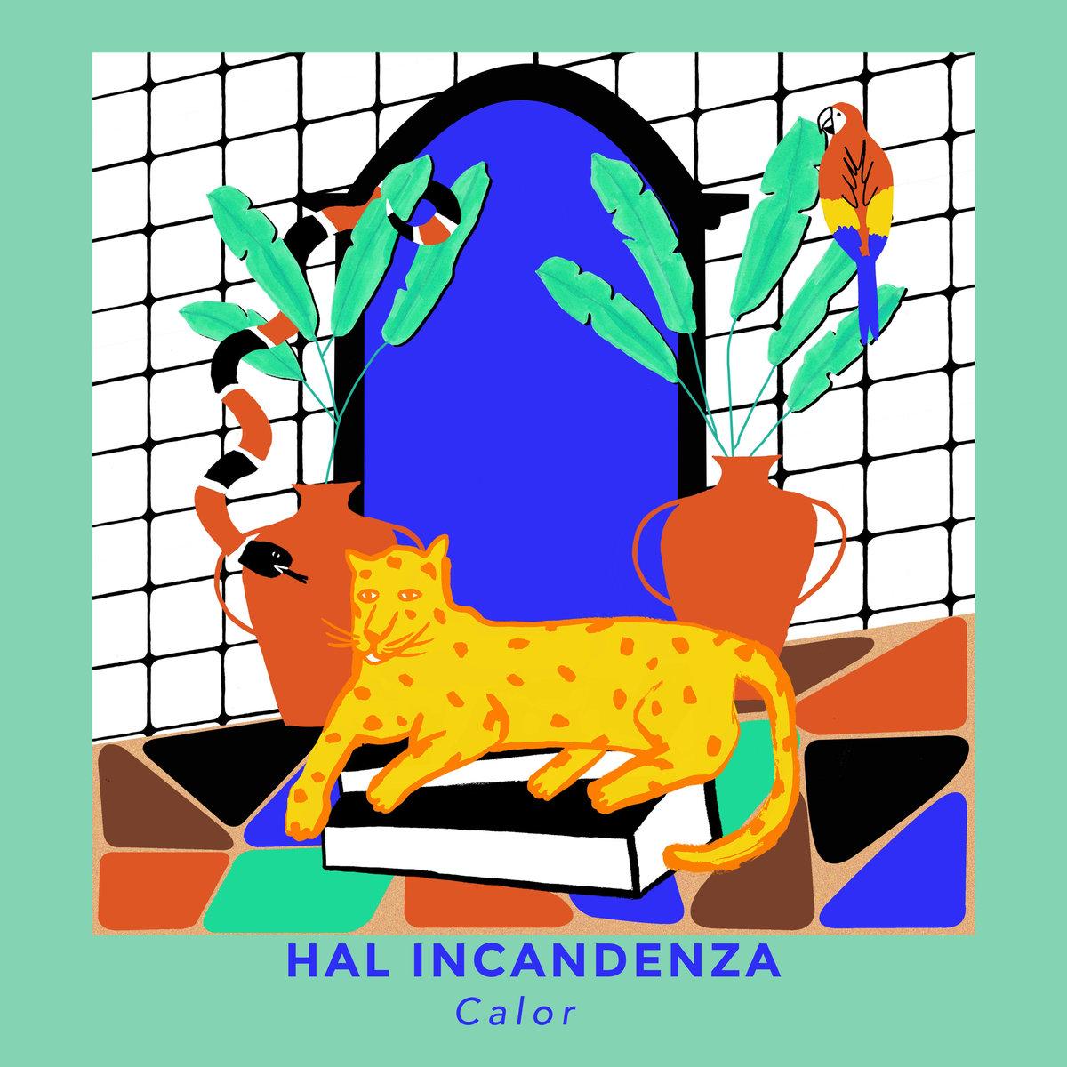Hal Incandenza – Desatame (Lost Worlds Records)