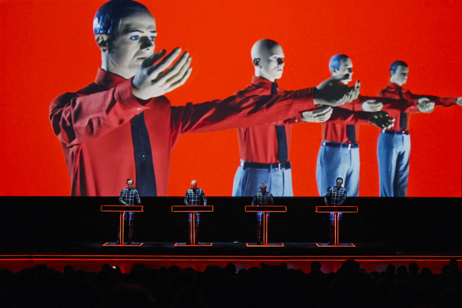 Kraftwerk To Release A 3D Audio And Video Boxset