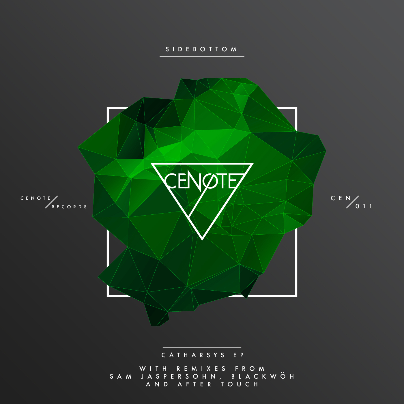 Sidebottom – Sand & Clay (After Touch Remix)(Cenote Records)