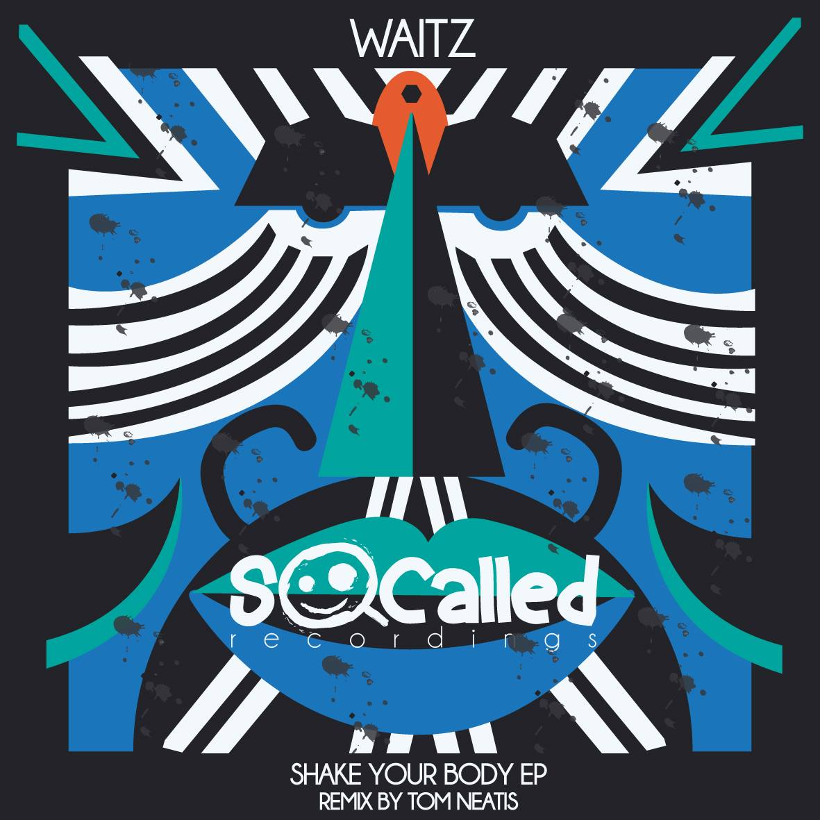 Waitz – Shake Your Body(Tom Neatis Remix)(SoCalled Recordings)