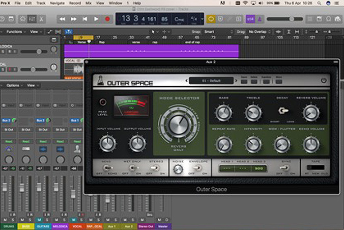 Point Blank Plugin Of The Week: Audiothing Outer Space (Video)