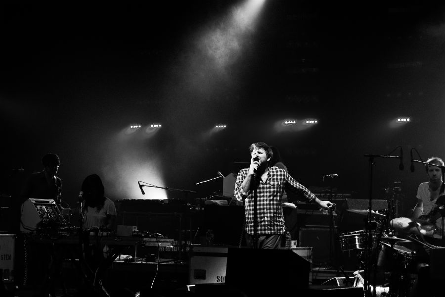 Listen to LCD Soundsystem's two new tracks