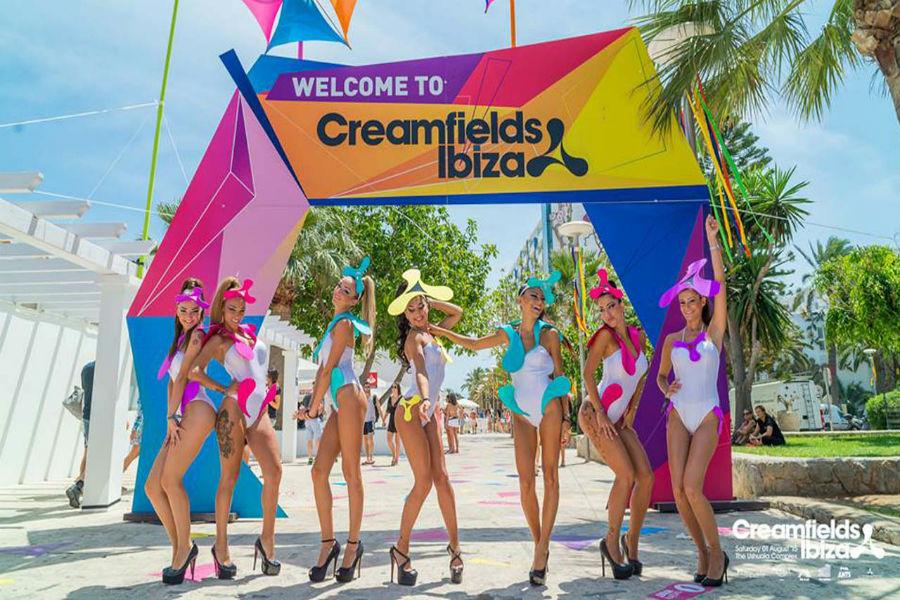 Creamfields Announce Its Ibiza Lineup