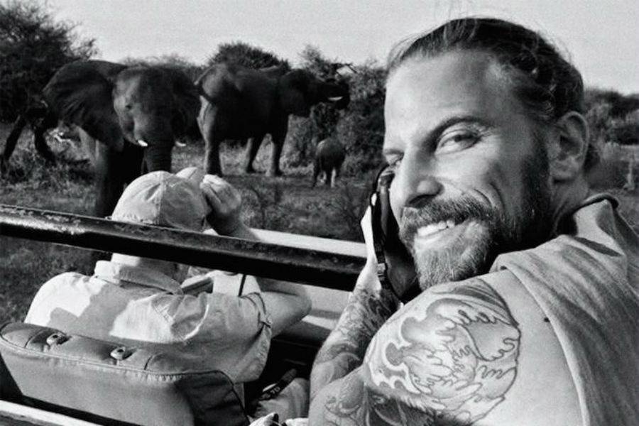 Art Department's Jonny White Launches 'Music Against Animal Cruelty' Non-profit Organization