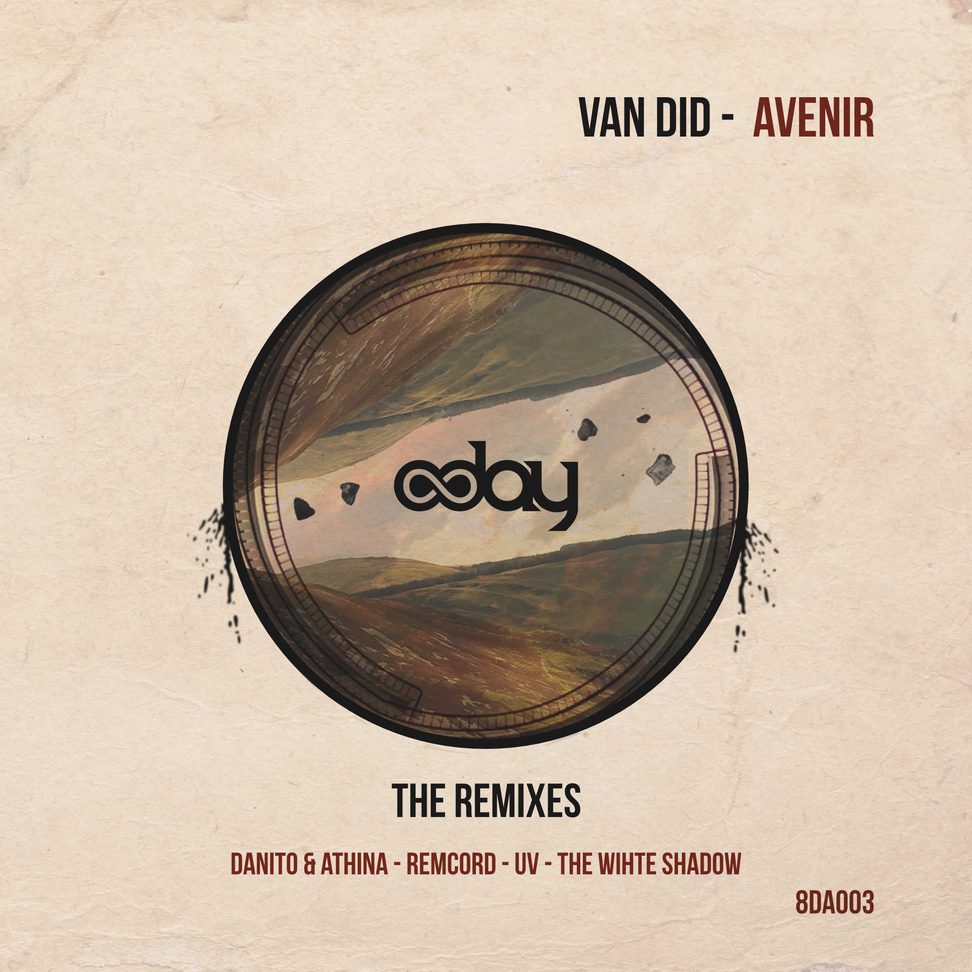Van Did – Avenir (UV Remix)(8DAY)