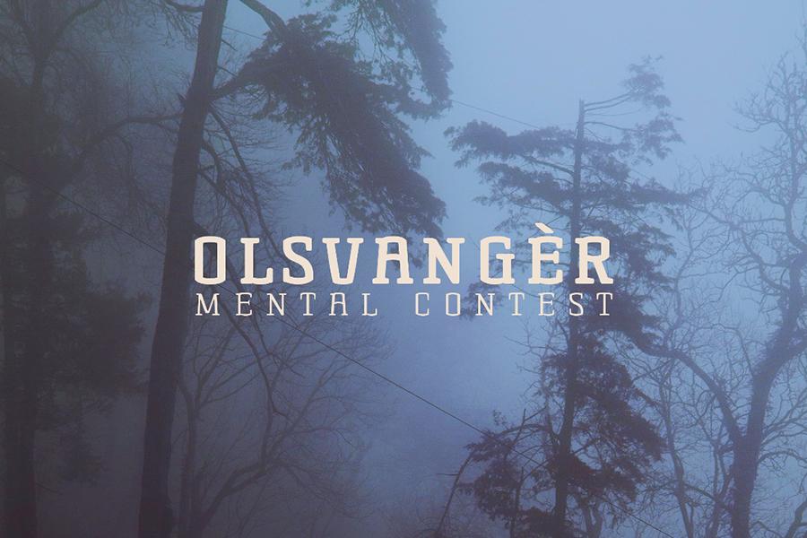 Olsvangèr – Mental Contest (Karakter Records)